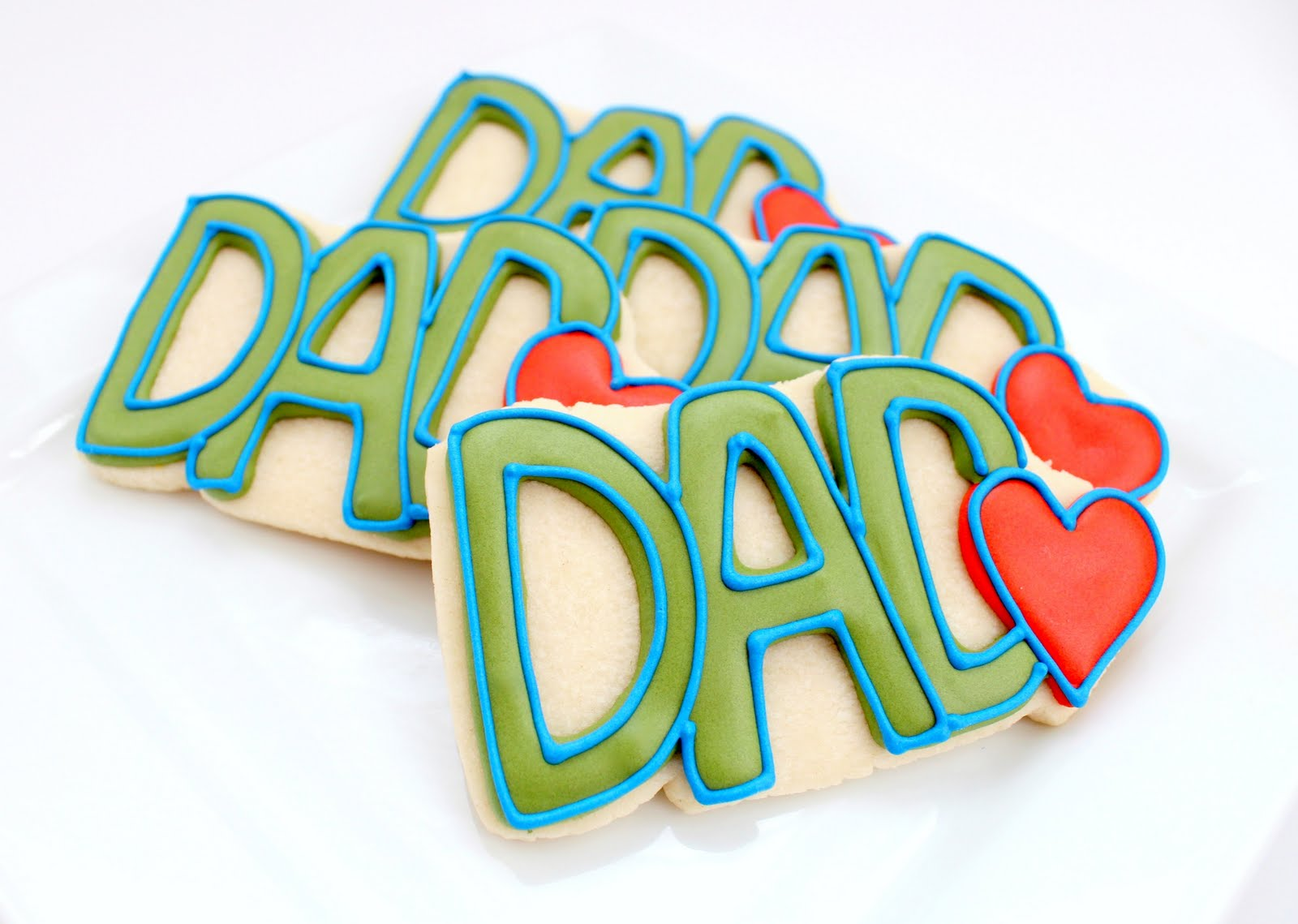 Making Cookies From Paper Templates – The Sweet Adventures of ...