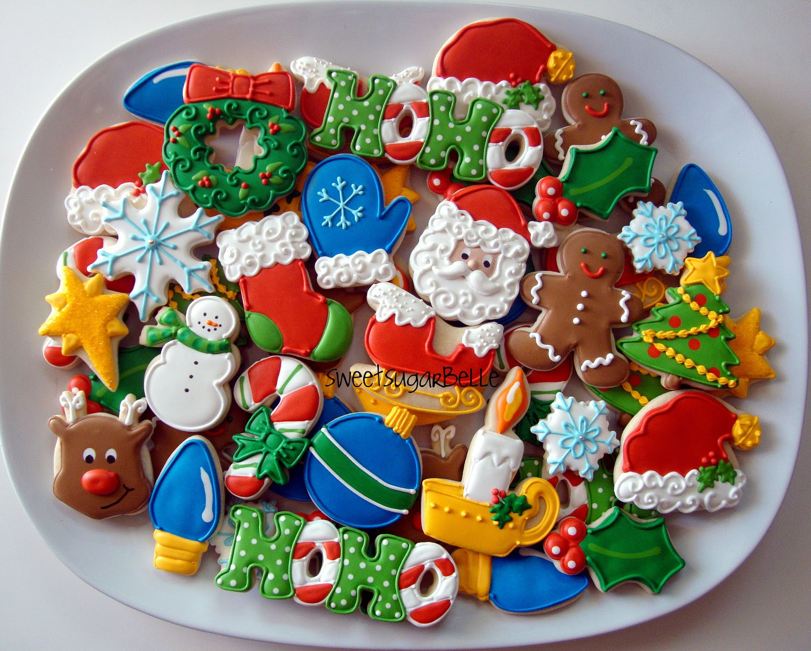 Christmas Cookie Book Giveaway!!! – The Sweet Adventures of Sugar ...