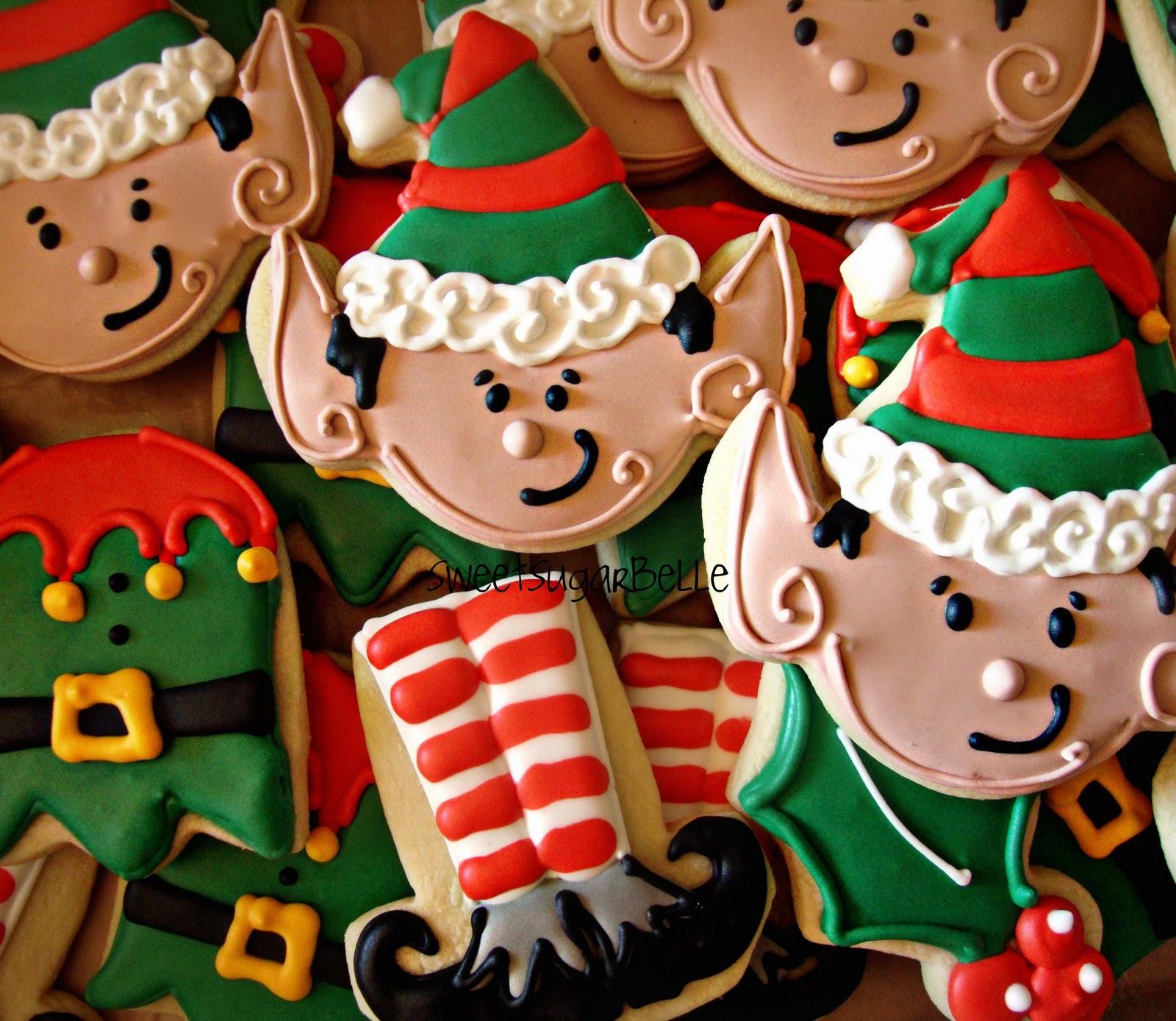 creative christmas cookies using halloween cutters the sweet adventures of sugar belle - Creative Christmas Cookies