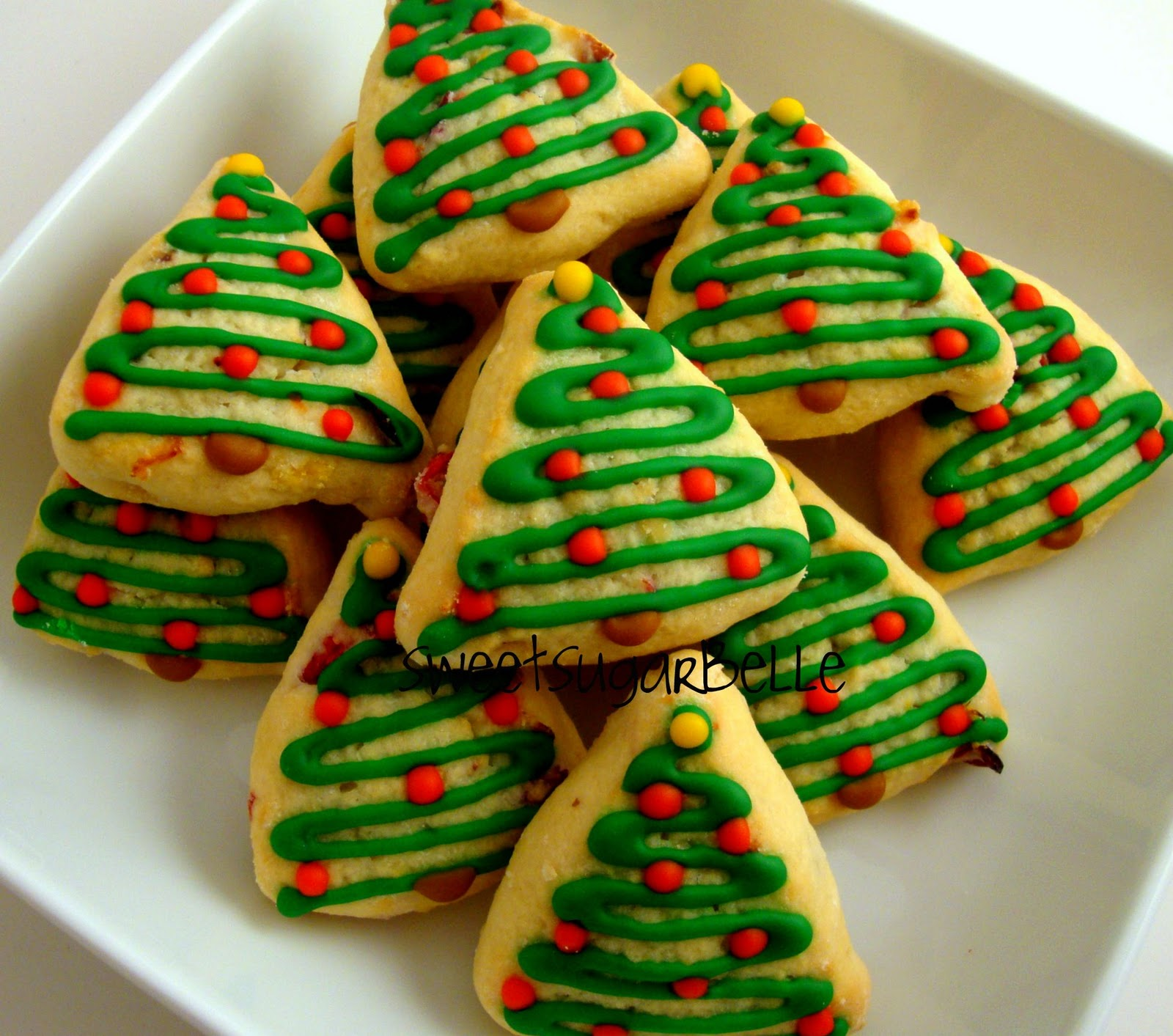 Decorating Ideas For Christmas Tree Cookies : It s not cheating decorating storebought cookies the